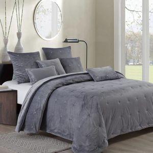 couvre lit chaud achat vente couvre lit chaud pas cher cdiscount. Black Bedroom Furniture Sets. Home Design Ideas
