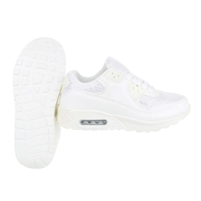 Chaussures femme chaussures sportSneakers blanc 41
