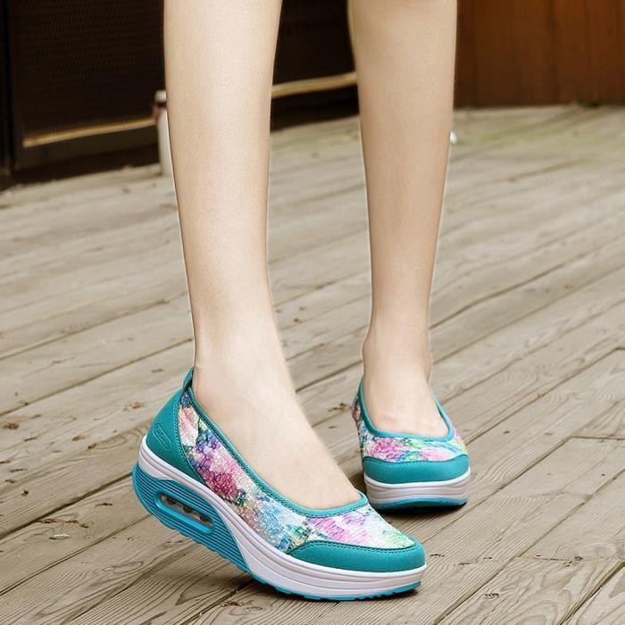 Femmes Banconre®chaussures De On Mode marron Cuir En Paresseuses Sandales Confortables Leisure Pour Slip Chaussures qrXtrB