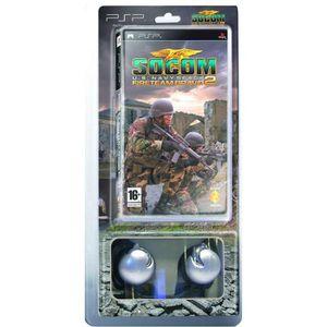 JEU PSP SOCOM FIRETEAM BRAVO 2 + CASQUE / JEU CONSOLE PSP