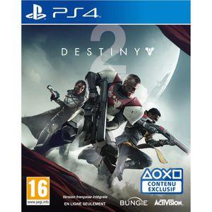 JEU PS4 Destiny 2 Jeu PS4