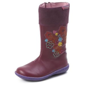 Cher Bottes Vente Achat Cdiscount Fille Pas WHID2E9