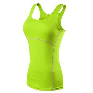 T-SHIRT T shirt Femme Sleeveless sport de yoga Tee Femme s