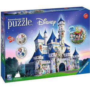 PUZZLE DISNEY Puzzle 3D Château 216 pcs