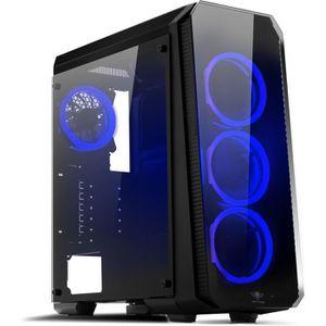 BOITIER PC  Boitier PC ATX Spirit of Gamer DeathMatch VIII, Bl