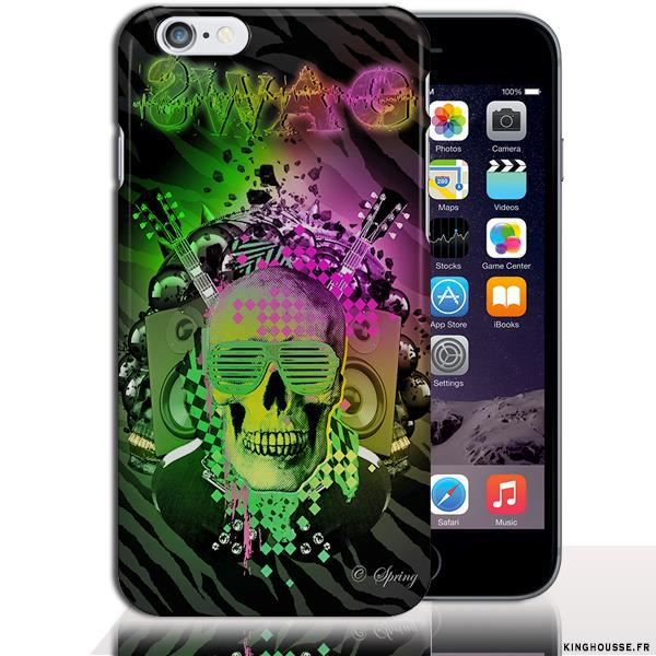 coque iphone 8 swagg