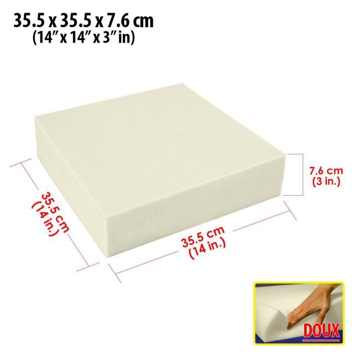 OUATE Hobby Express Tapissier 35.5 x 35.5 x 7.6 cm 14 KG