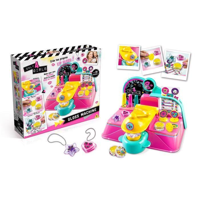 JEU DE MAQUILLAGE ONLY 4 GIRLS - Gloss Machine