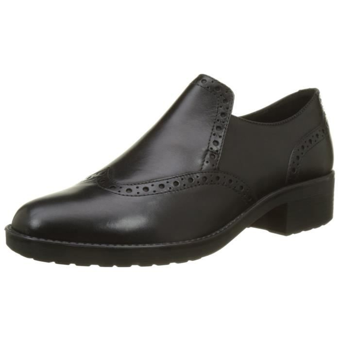 Ettiene D Taille C Femmes Geox 39 Brogue 3xdwh2 qwEPTF5