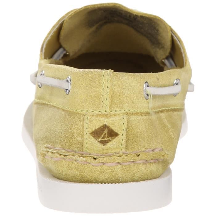 Sperry Top-Sider A - o Deux yeux Chaussures bateau FTQSC Taille-36 1-2