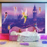 Papier Peint Xxl Fee Clochette A Londres Disney Achat Vente