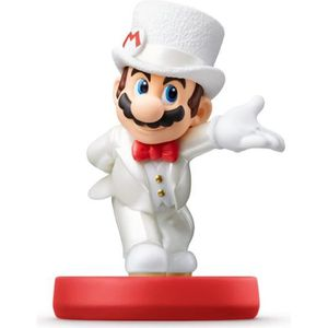 FIGURINE DE JEU Figurine amiibo Super Mario - Mario en tenue de ma