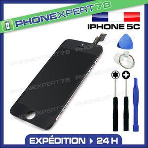 ECRAN DE TÉLÉPHONE Écran LCD iPhone 5C sur chassis