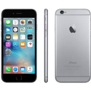 SMARTPHONE RECOND. Apple iPhone 6 Gris Sidéral 64 Go - Reconditionné