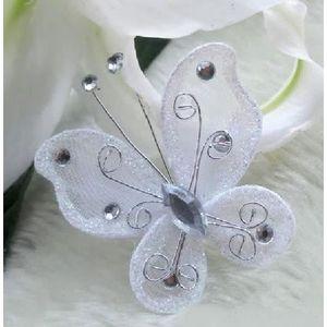 Papillon decoration table de mariage achat vente for Papillon decoration