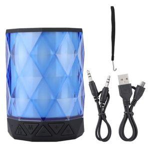 HAUT-PARLEUR - MICRO Haut-parleur 800mAh de mini haut-parleur sans fil