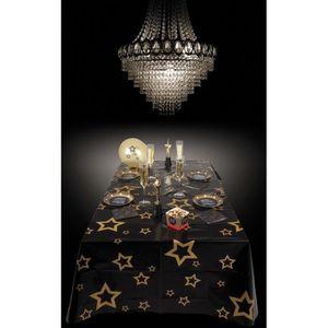 629795eb966e Décors de table Nappe décor VIP - Dimensions 130 x 180 cm