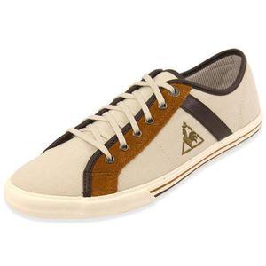 0422a9a61ec9 ... Coq Sportif. BASKET SAINT MALO 2 II TONES COT - Chaussures Homme Le Co