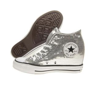 Converse Chuck Taylor All Star High Top premium Twill Mode Hommes-baskets 157444 AON97 Taille-40 osePfq