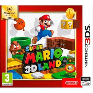JEU 3DS Super Mario 3D Land - Sélectionne - 3DS - 127918