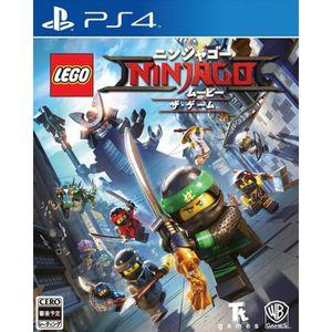 JEU PS4 The LEGO NINJAGO Movie the Game SONY PS4 PLAYSTATI