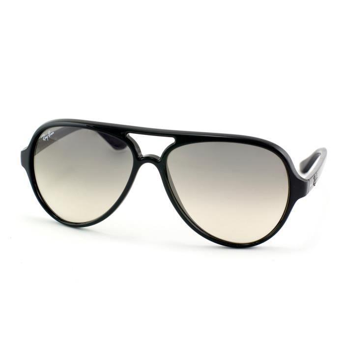 f53f769610b6e6 rb4125 cat 5000 601 32 - Achat   Vente lunettes de soleil Mixte ...