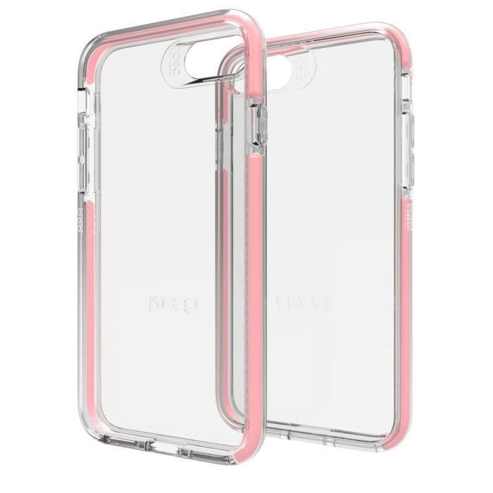 coque or rose iphone 7 plus