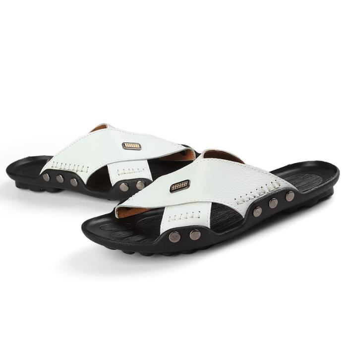 HuskSware® New summer hommes sandales hommes en... 6qIDdZ