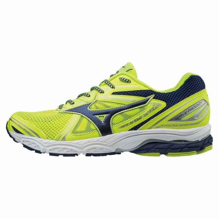 Les Hommes Chaussures De Course Prodige Vague Mizuno 4drMLA3Ezs
