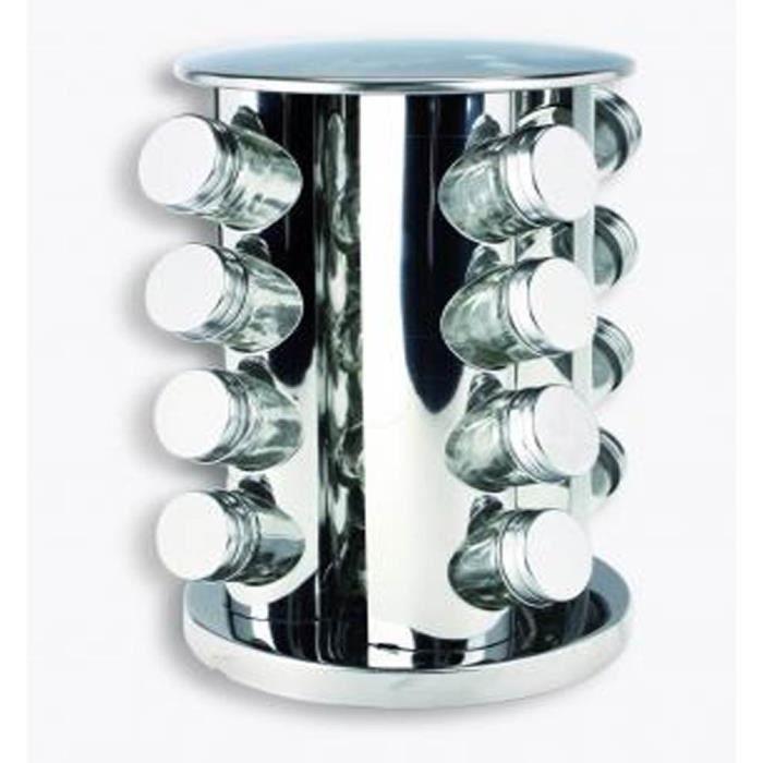 presentoir pots a epices achat vente pas cher. Black Bedroom Furniture Sets. Home Design Ideas