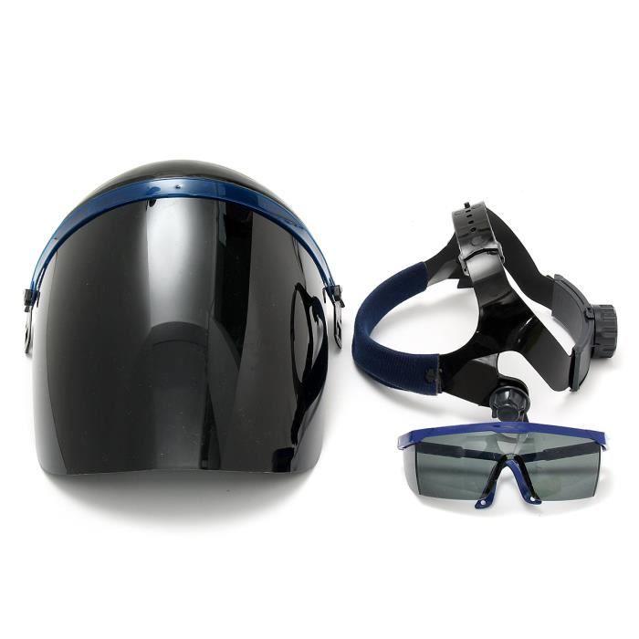 LUNETTE - VISIÈRE CHANTIER TEMPSA Ajustable TIG Masque de Soudure Protection 972747cc9ff1