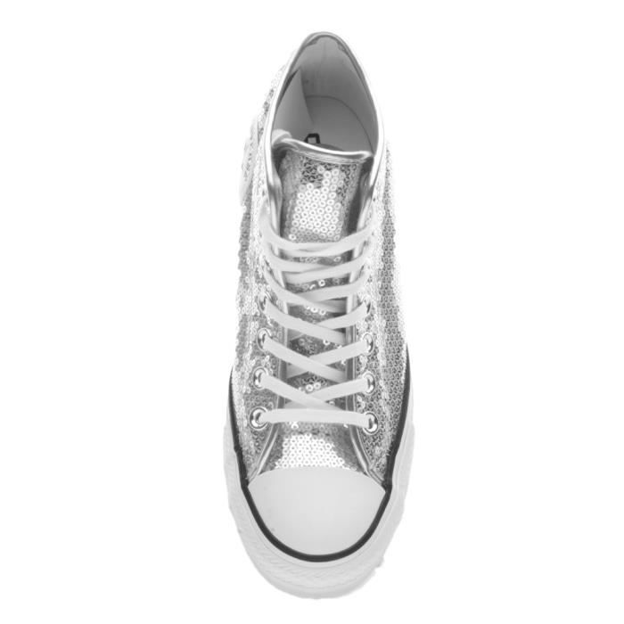 BASKET CONVERSE CHUCK TAYLOR LUX MID TAILLE 40 COD 556781C