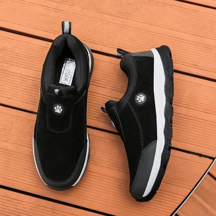 Chaud De D'femme Noir Coton Hiver D'homme Chaussures Neige Bottes vUEqCvdw