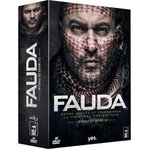 DVD SÉRIE DVD Fauda saison 1-2