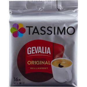 CAFÉ CD-516Tassimo Gevalia originale MELLANROST, café,
