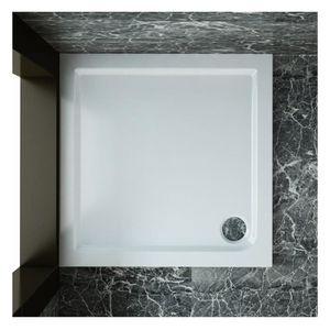 receveur de douche 90x90 cm plat rectangulaire bac. Black Bedroom Furniture Sets. Home Design Ideas