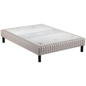 SOMMIER Sommier tapissier Epeda Multiressorts Confort - 16