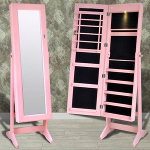 Armoire fille rose