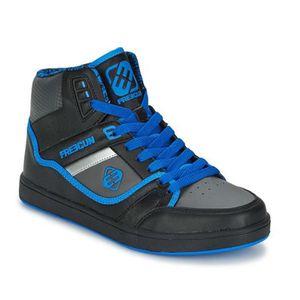 BASKET Freegun baskets montantes - bleu - garçon