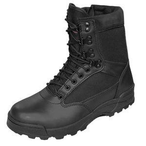 BOTTE Brandit Sécurité tactique Swat Boot Bottes de comb