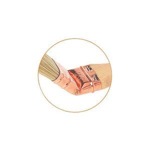 PIÈCE RADIATEUR  Pinceau spécial radiateur virole coudée Outibat (L