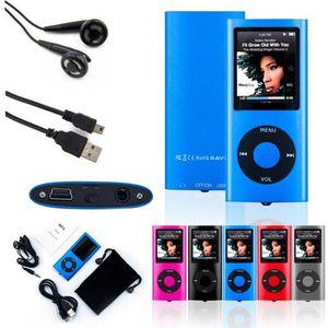LECTEUR MP4 SAVFY® 16Go MP3/MP4 Player Lecteur Vidéo, Musique,