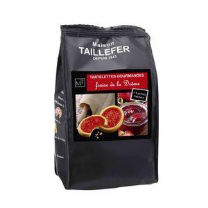 BISCUITS SECS MAISON TAILLEFER Tartelettes Gourmandes à la frais