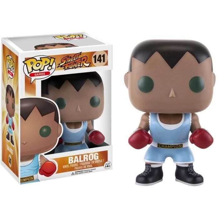 Figurine Funko Pop! Street Fighter : Balrog