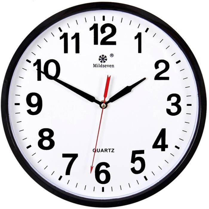 horloge murale silencieuse achat vente horloge murale