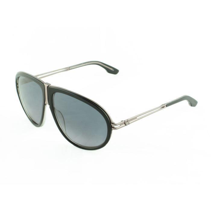 Lunettes de soleil HOGAN Homme -… Noir - Achat   Vente lunettes de ... dffd10d1c5c