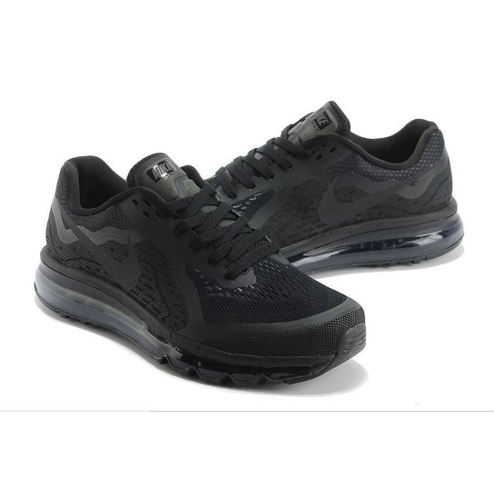 cheap for discount 8382b 352ab Homme Nike AIR MAX 2014 basket sports sneakers running chaussures noir