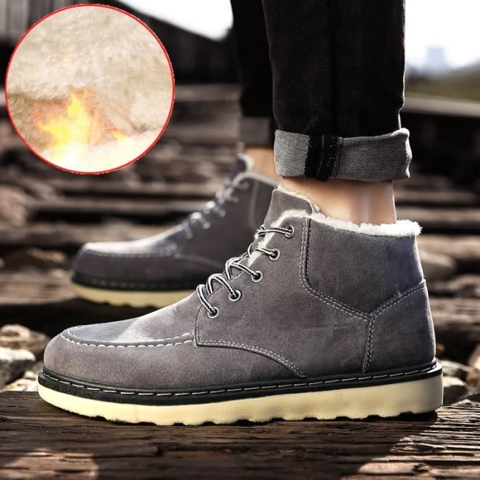 Botte Des Neiges Nouvelle Arrivee Chaussure Durable
