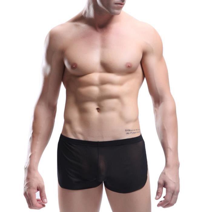 f7425c757d881 Boxer transparent homme - Achat / Vente pas cher
