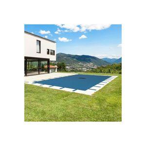 bache piscine 10x5 achat vente pas cher. Black Bedroom Furniture Sets. Home Design Ideas